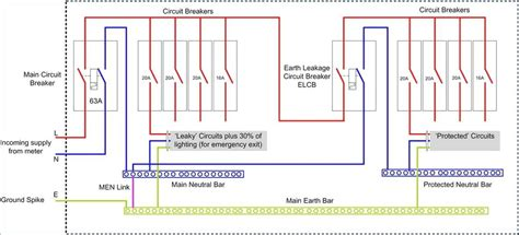 rcd wiring diagram uk pores co
