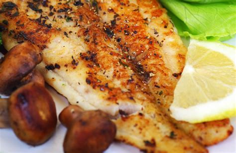 baked white fish with mushrooms recipe sparkrecipes