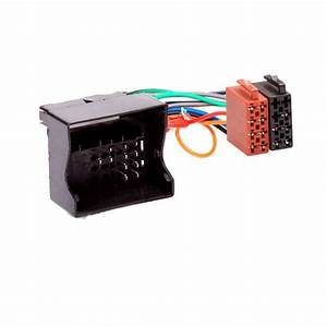 Radio Iso Wiring Harness Connector Adaptor Cable Loom For