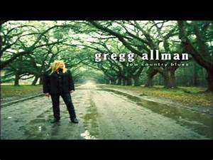 Gregg Allman - I Can't Be Satisfied : blues