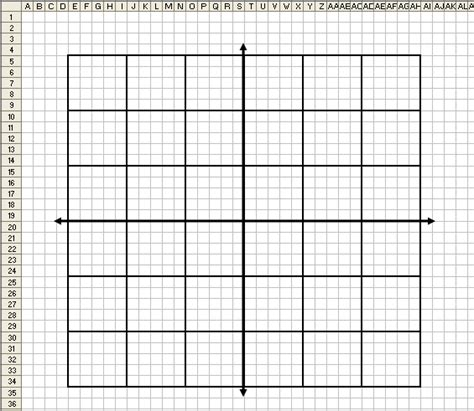 Quadrants On A Grid  New Calendar Template Site