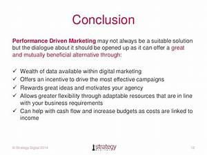 Performance Based Marketing
