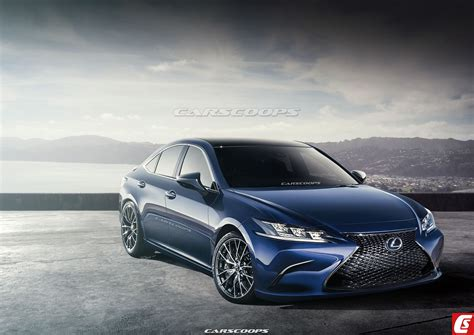 Lexus Es Photo by 2019 Lexus Es Official Photos And Everything Else