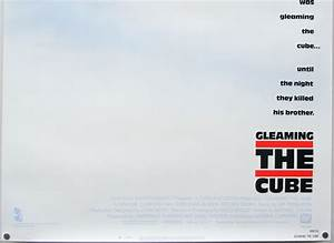 Gleaming The Cube / one sheet / USA