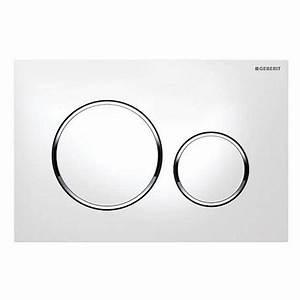 Sigma 20 Geberit : geberit sigma 20 white flush plate for up320 up720 cistern ~ Watch28wear.com Haus und Dekorationen