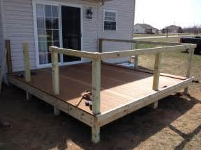 12x12 wood deck bing images