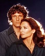 """Tom Berenger and Suzanne Pleshette in a still from """"Flesh ..."""