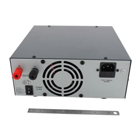 Vdc Power Supply With Fixed Lock Control
