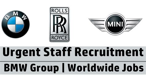 Bmw Financial Services Careers by Bmw Staff Recruitment Worldwide