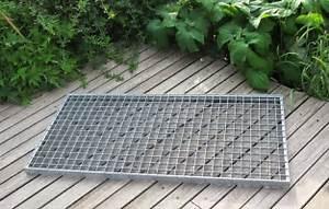 gratte pied metallique With tapis grattant grille métallique