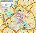 York tourist map