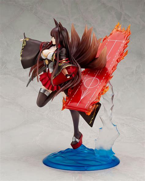 azur lane akagi anistatue figure kotobukiya