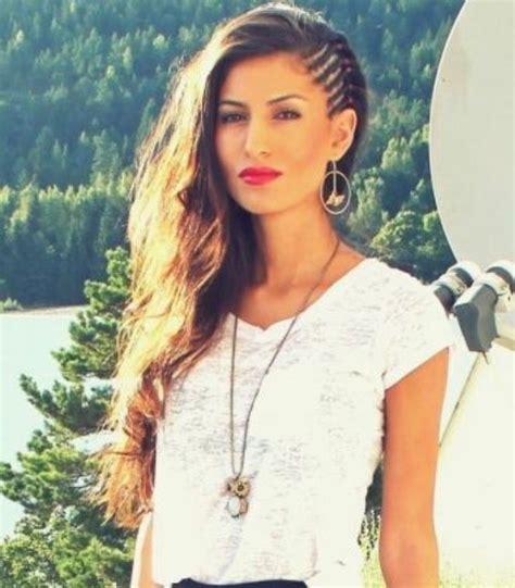 braided hair   im     week
