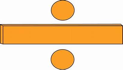 Division Symbol Math Clip Clipart Orange Sign