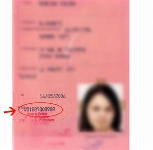 Numero De Permis De Conduire : comment trouver mon n de dossier sur un ancien permis site permis de conduire ~ Medecine-chirurgie-esthetiques.com Avis de Voitures