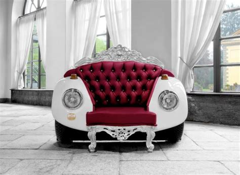 Getting Car Furniture Luxuriously Right With The Glamour