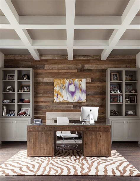 Rustic Living Room Wall Decor Ideas by 25 Ingenious Ways To Bring Reclaimed Wood Into Your Home