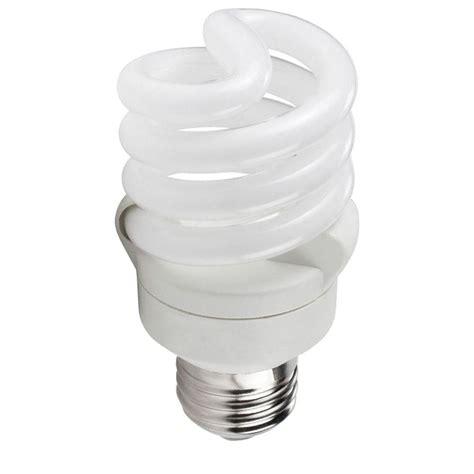 philips 60w equivalent soft white t2 spiral cfl light bulb