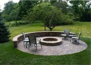 design feuerstelle pit patio