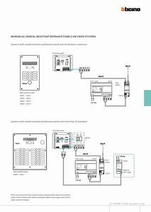 4 Wire Intercom Wiring Diagram