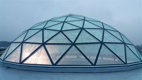 cupola dome skylight glass dome roof vikingdome