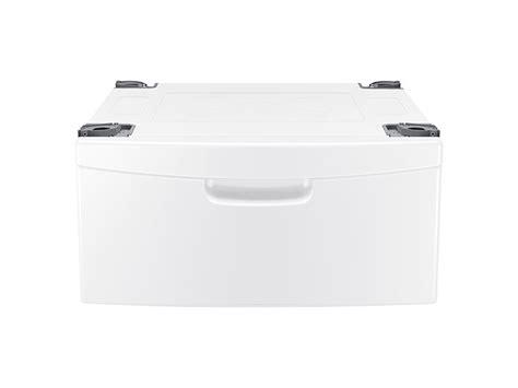 samsung pedestal white 27 quot pedestal home appliances accessories we357a0w xaa
