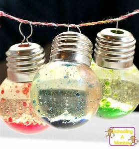 How, To, Make, Your, Own, Homemade, Bubble, Christmas, Lights