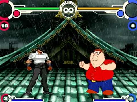 chuck norris new year new years mugen special chuck norris survival madness