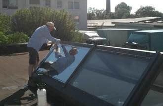 Fenster Sichtschutz Ohne Lichtverlust by Test Optischer Vergleich Sonnenschutzfolien
