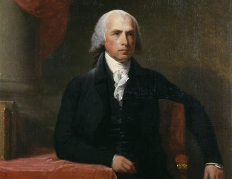 james madison    presidential history