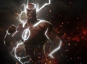 Injustice-2-Flash by daanesh95 on DeviantArt