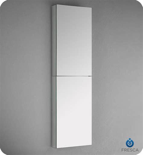 Fresca FMC8030 15 inch Mirrored Bathroom Medicine Cabinets