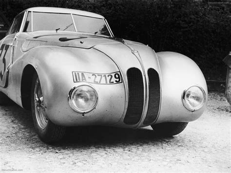 Bmw 328 Kamm Coupe 1940 Mille Miglia Exotic Car