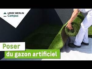 Comment Poser Du Gazon Synthétique : comment poser du gazon synthetique sur un balcon la r ponse est sur ~ Nature-et-papiers.com Idées de Décoration