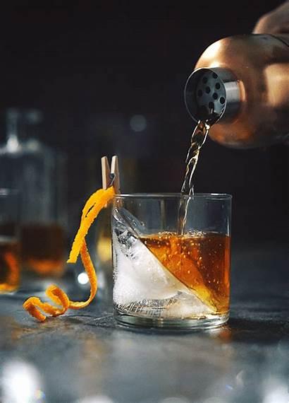 Cinemagraph Servir Un Animated Alcool Verre Wiskhy