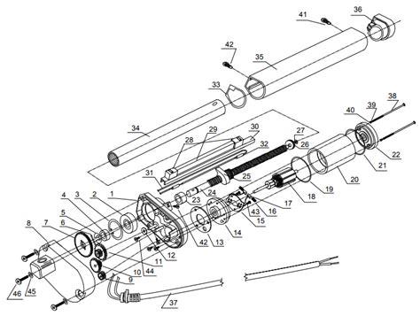 Volt Linear Actuator Wiring Diagram Indexnewspaper