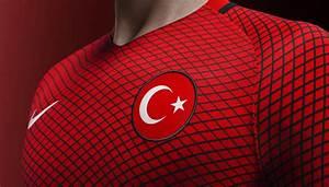 Turkey Nike EURO 2016 Kits Todo Sobre Camisetas
