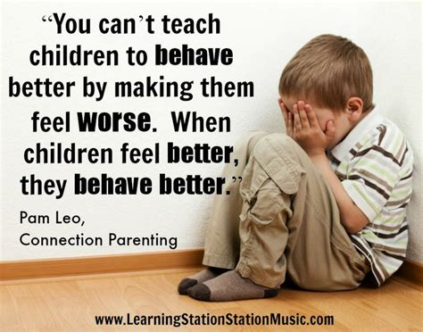 positive parenting   teach children  behave