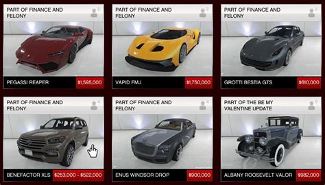 These Are The Fastest Cars In Gta Online