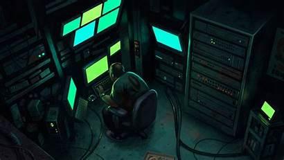 Hacker Dark Hack Computer Hacking Anonymous Virus