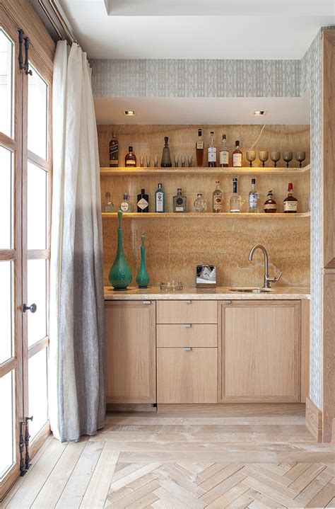 Home Bar Area by Bar Ideas Basement Contemporary With None