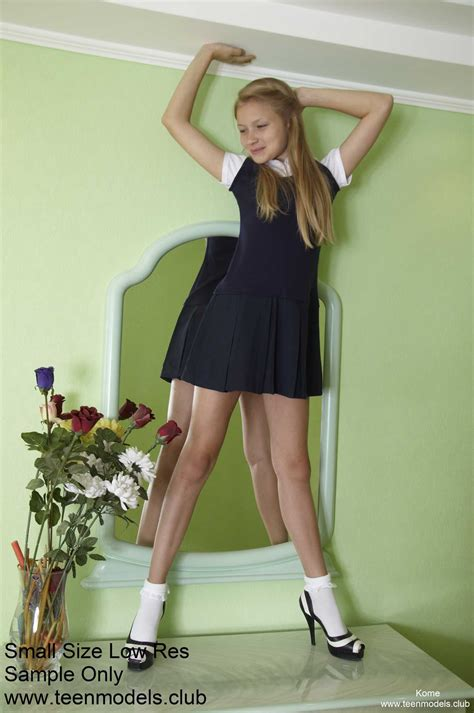 Teen Models Club Girls Mag