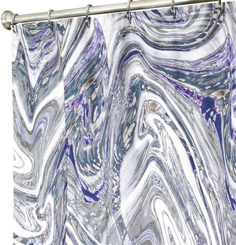 unique shower curtains in beautiful fabrics