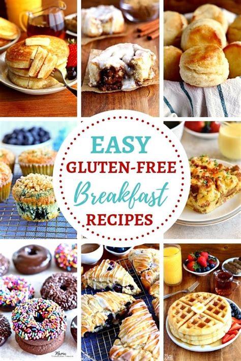 From quiche to waffles, these vegan dishes are sure to please. Easy Gluten-Free Breakfast Recipes {Dairy-Free & Vegan ...