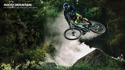 Mountain Bike Downhill Wallpapers Rocky 4k Backgrounds