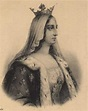 Blanche of Castile (1188-1252), Queen consort of Louis ...