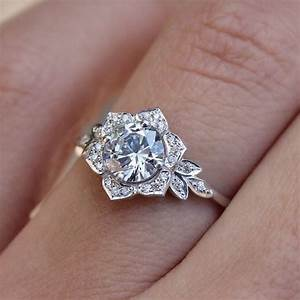 unique artsy wedding rings mini bridal With artsy wedding rings