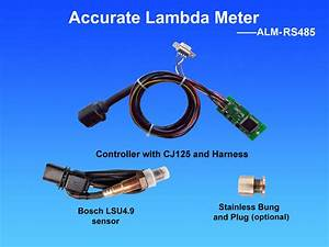 Wideband Controller Alm-rs485