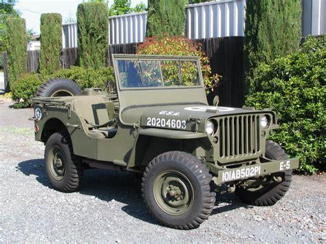El Jeep Willys Overland Autos Y Motos Taringa