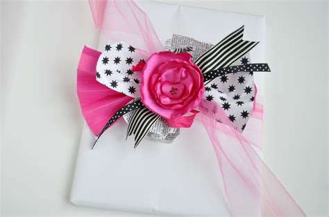 Easy Scrap Gift Bows  Make And Takes